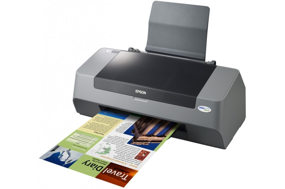 how to send email to epson printer